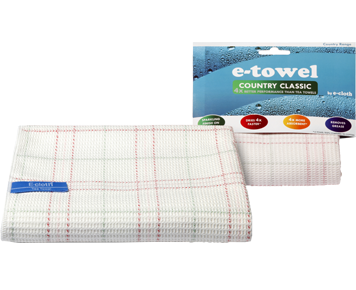 Country Classic Tea Towel