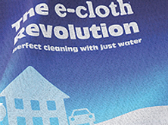 Become part of the e-cloth Revolution